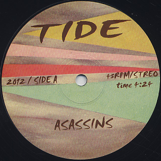 V.A.(Tide) / Asassins c/w Diskette