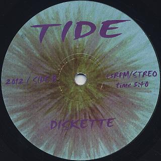 V.A.(Tide) / Asassins c/w Diskette back