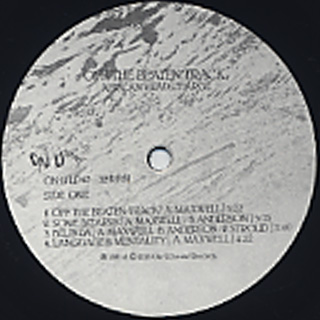 African Head Charge / Off The Beaten Track label