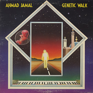 Ahmad Jamal / Genetic Walk front