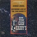 Ahmad Jamal / Recorded Live At Oil Can Harry's-1