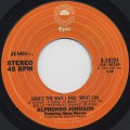 Alphonso Johnson / Love's The Way I Feel 'Bout Cha-1