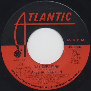Aretha Franklin / Day Dreaming (45)