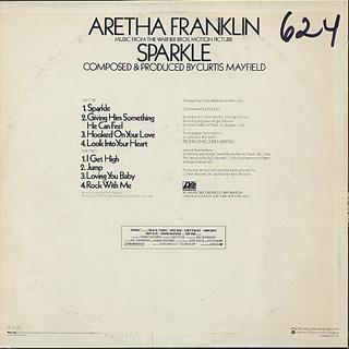 Aretha Franklin / Sparkle back