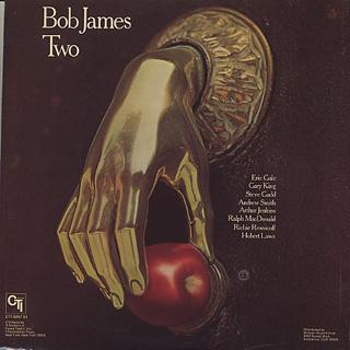 Bob James / Two back