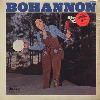 Bohannon / Keep On Dancin'