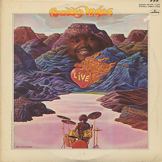 Buddy Miles / Buddy Miles Live front