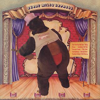 Buddy Miles Express / Booger Bear back