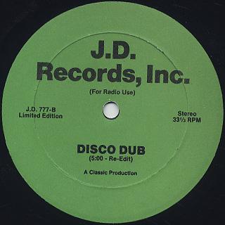 Cymande / Bra c/w Disco Dub Band / Disco Dub back