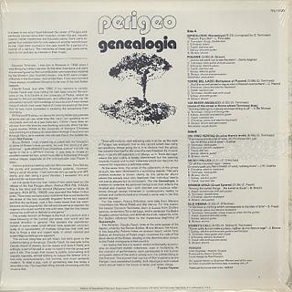 Genealogia / Perigeo back