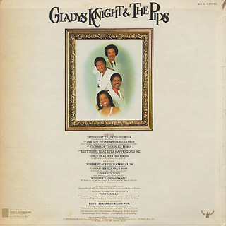 Gladys Knight & The Pips / Imagination back