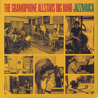 Gramophone Allstars Big Band / Jazzmaica