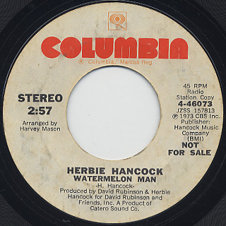 Herbie Hancock / Watermelon Man