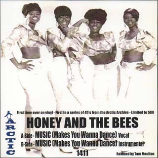 Honey And The Bees / Music (Make You Wanna Dance)