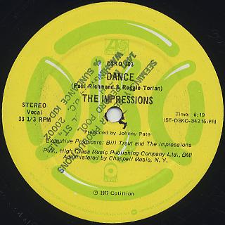 Impressions / Dance (12