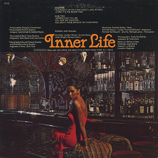 Inner Life / I'm Caught Up (In A One Night Love Affair) back