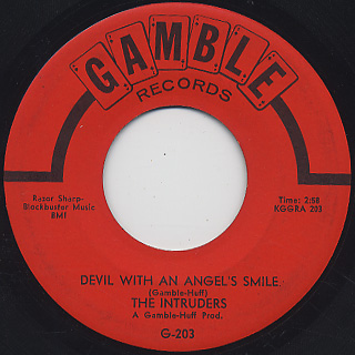 Intruders / Devil With An Angel's Smile