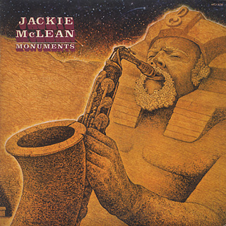 Jackie McLean / Monuments front