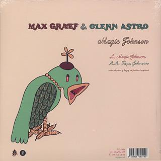 Max Graef & Glenn Astro / Magic Johnson back