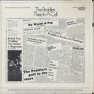 Peddlers / Three In A Cell back