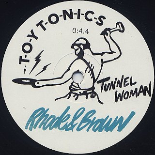 Rhodes & Brown / Tunnel Woman, Hodini Rework back