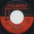 Roberta Flack / Killing Me Softly With His Song (45)-1