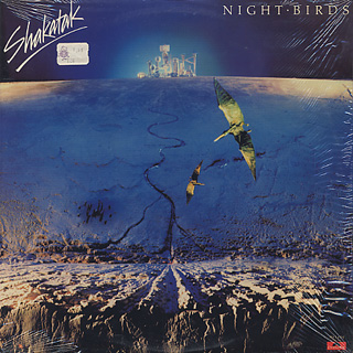 Shakatak / Night Bird front