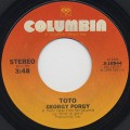 Toto / Georgy Porgy