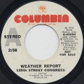 Weather Report / 125th Street Congress