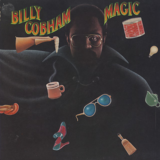 Billy Cobham / Magic front
