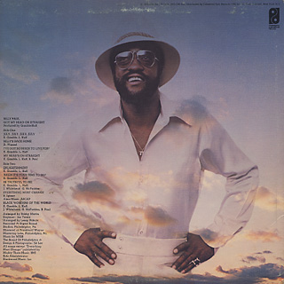 Billy Paul / Got My Head On Straight back