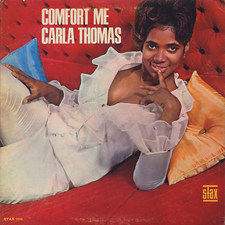 Carla Thomas / Comfort Me front