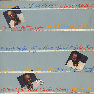Curtis Mayfield / Never Say You Can't Survive back