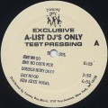 De La Soul / Say No Go Exclusive A-List DJ's Only Test Pressing