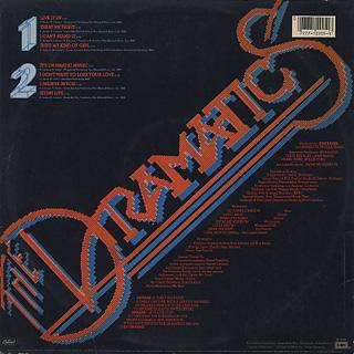 Dramatics / New Dimension back