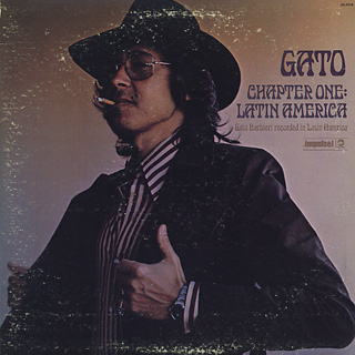 Gato Barbieri / Chapter One : Latin America front
