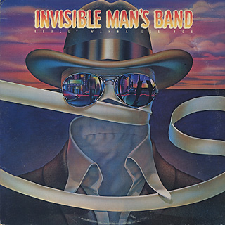 Invisible Man's Band / Really Wanna See You front