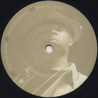 J Dilla / The Shining EP 2 label