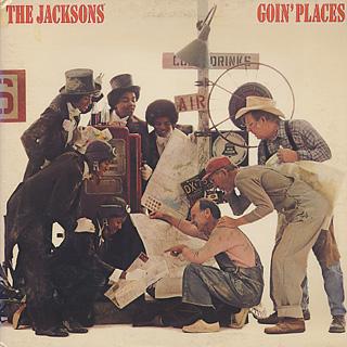 Jacksons / Goin' Places