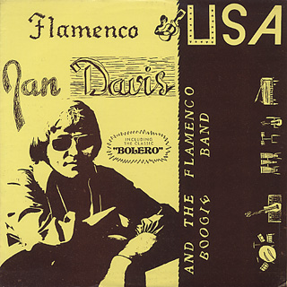 Jan Davis & The Flamenco Boogie Band / Flamenco USA