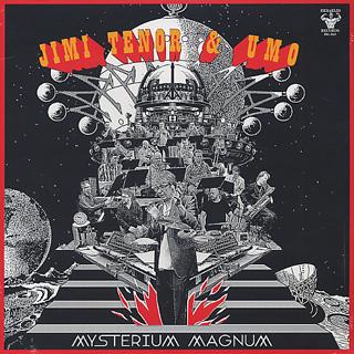 Jimi Tenor & Umo / Mysterium Magnum
