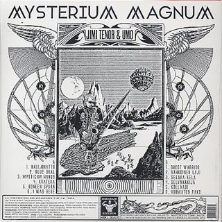 Jimi Tenor & Umo / Mysterium Magnum back