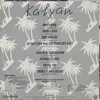 Kalyan / Trini-Vibes back