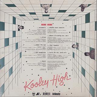 Kooley High / Heights back
