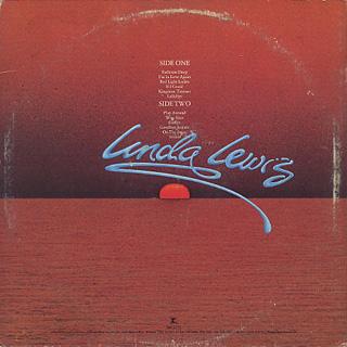 Linda Lewis / Fathoms Deep back