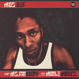 Mos Def / Ms. Fat Booty