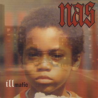 Nas / Illmatic front
