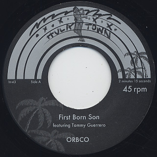 Orbco / First Born Son