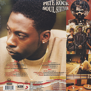 Pete Rock / Soul Survivor (2LP+7