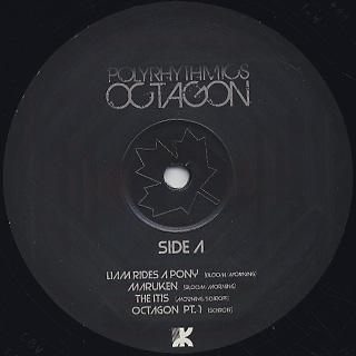 Polyrhythmics / Octagon label